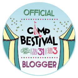 Camp Bestival Official Blogger 2014