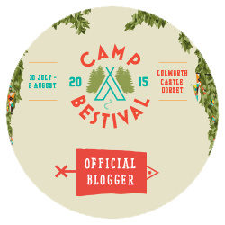 Official Camp Bestival Blogger 2015