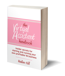 The Virtual Assistant Handbook in paperback
