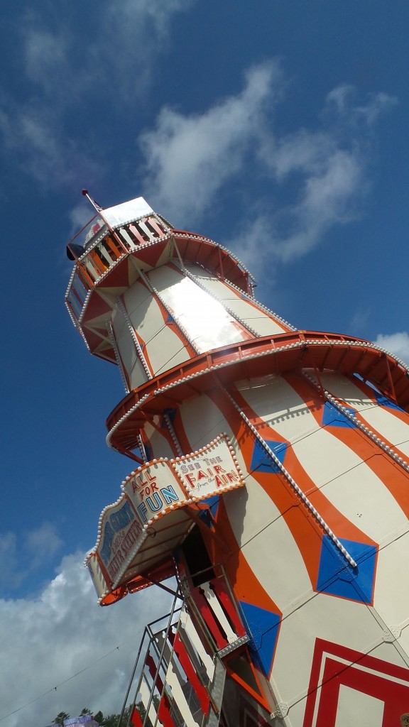 Helter Skelter at Camp Bestival
