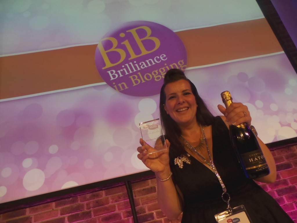 Nadine Hill JuggleMum Wins BiBs2014 Video