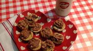 Pampered Chef Mini Aero Cheesecakes