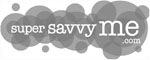 SuperSavvyMe Logo BW