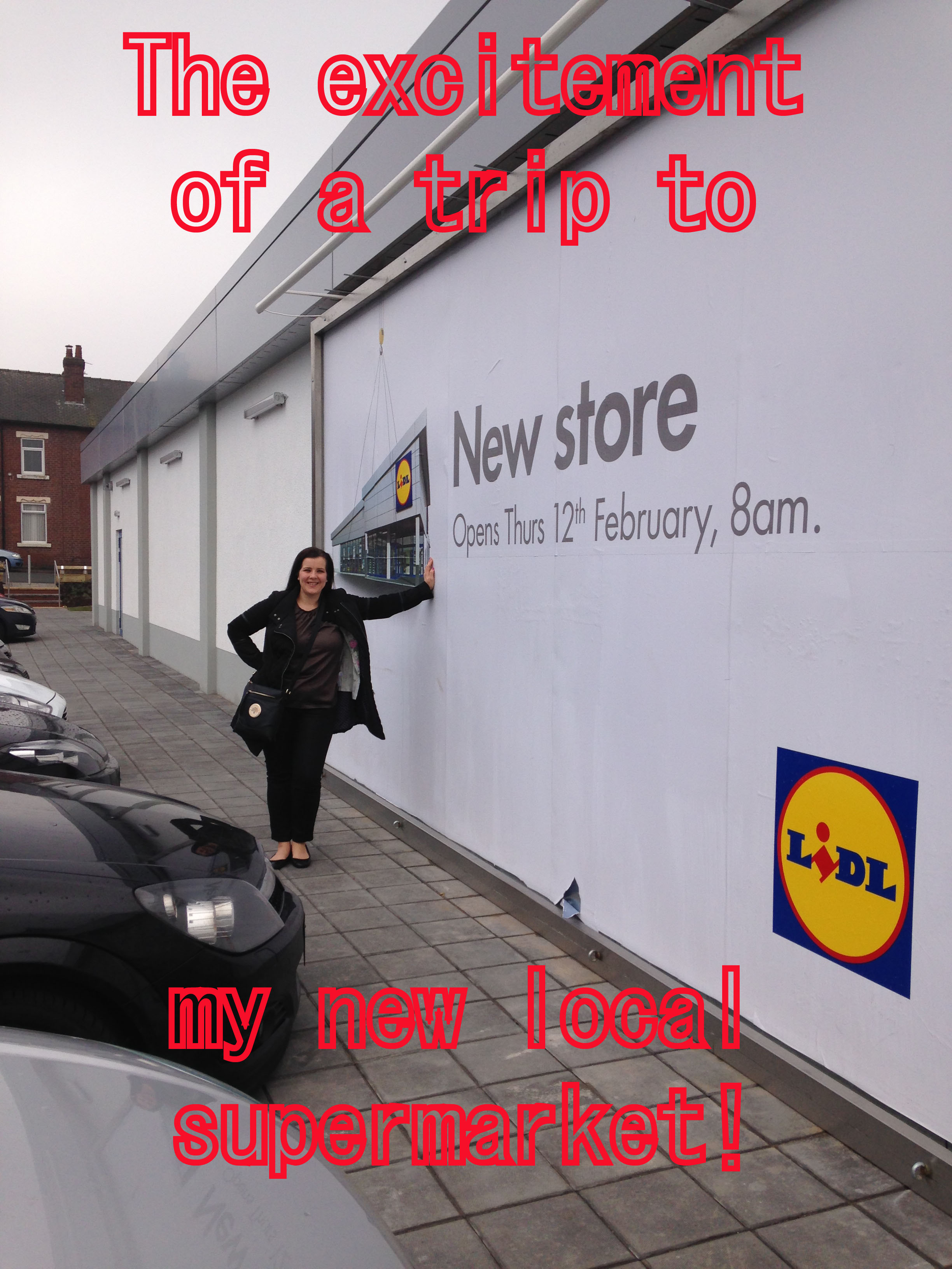 Trip to the new Lidl