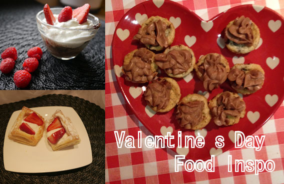 Valentine's Day Food