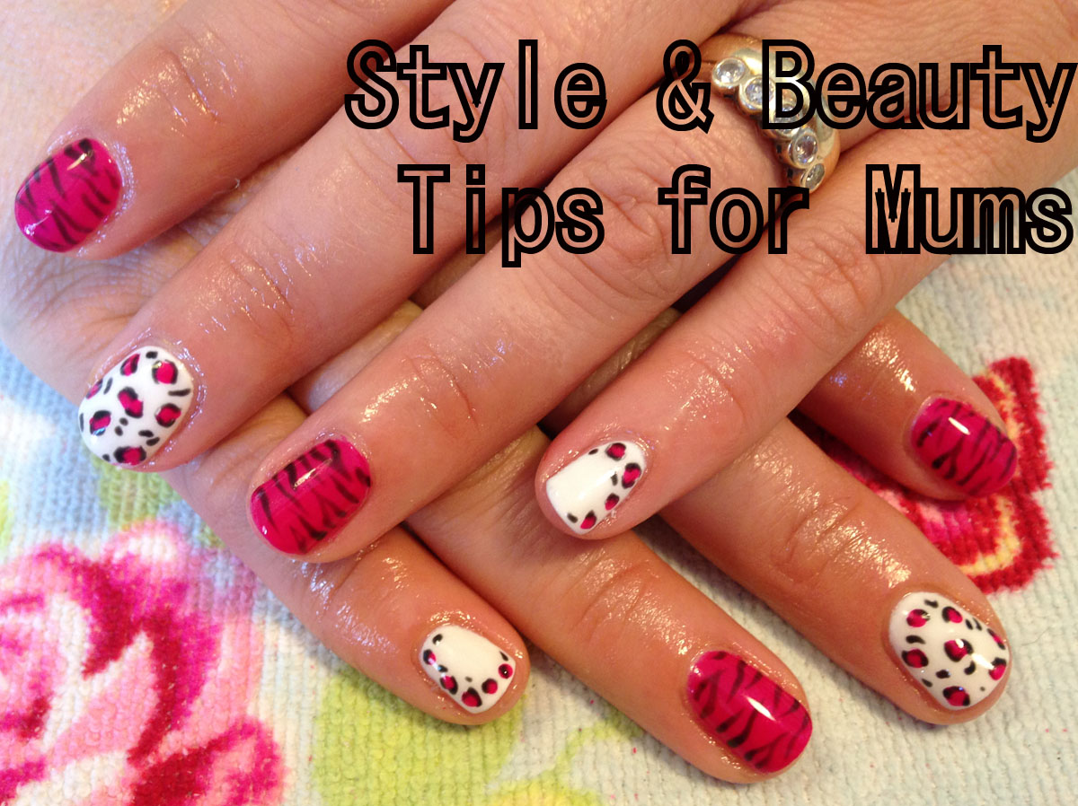 style & beauty tips for mums video post