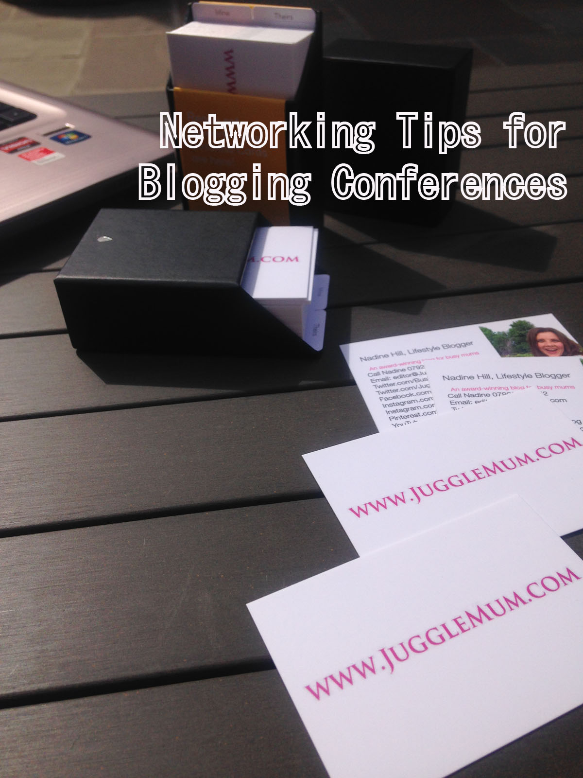 Networking Tips for Blogging Conferences