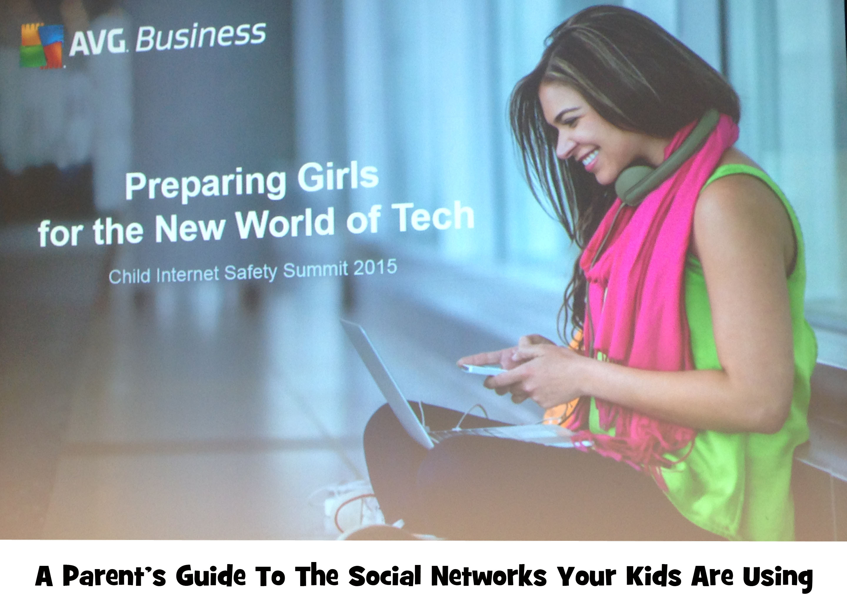 A Parent's Guide To The Social Networks Your Kids Are Using