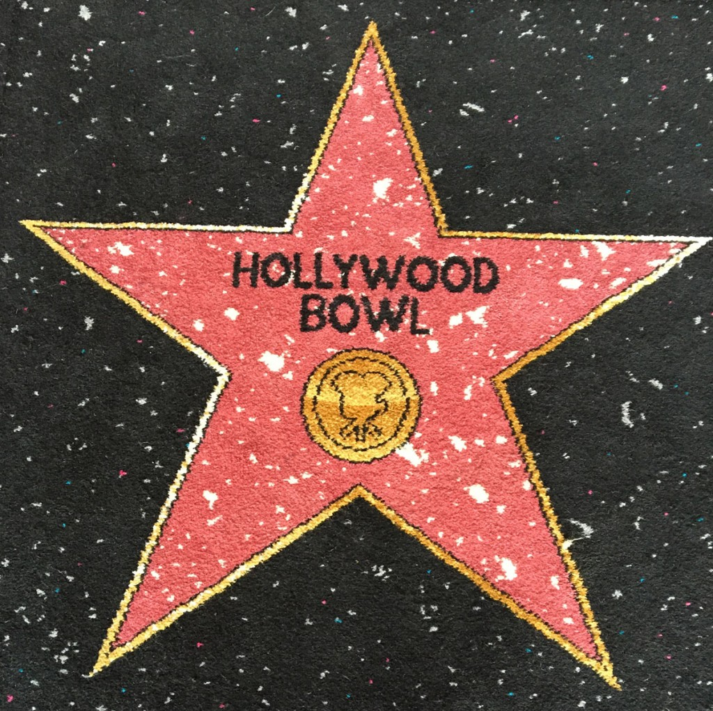Hollywood Bowl star