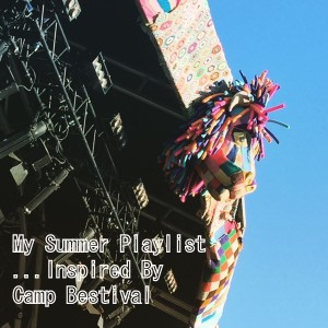 Summer playlist inspired by Camp Bestival
