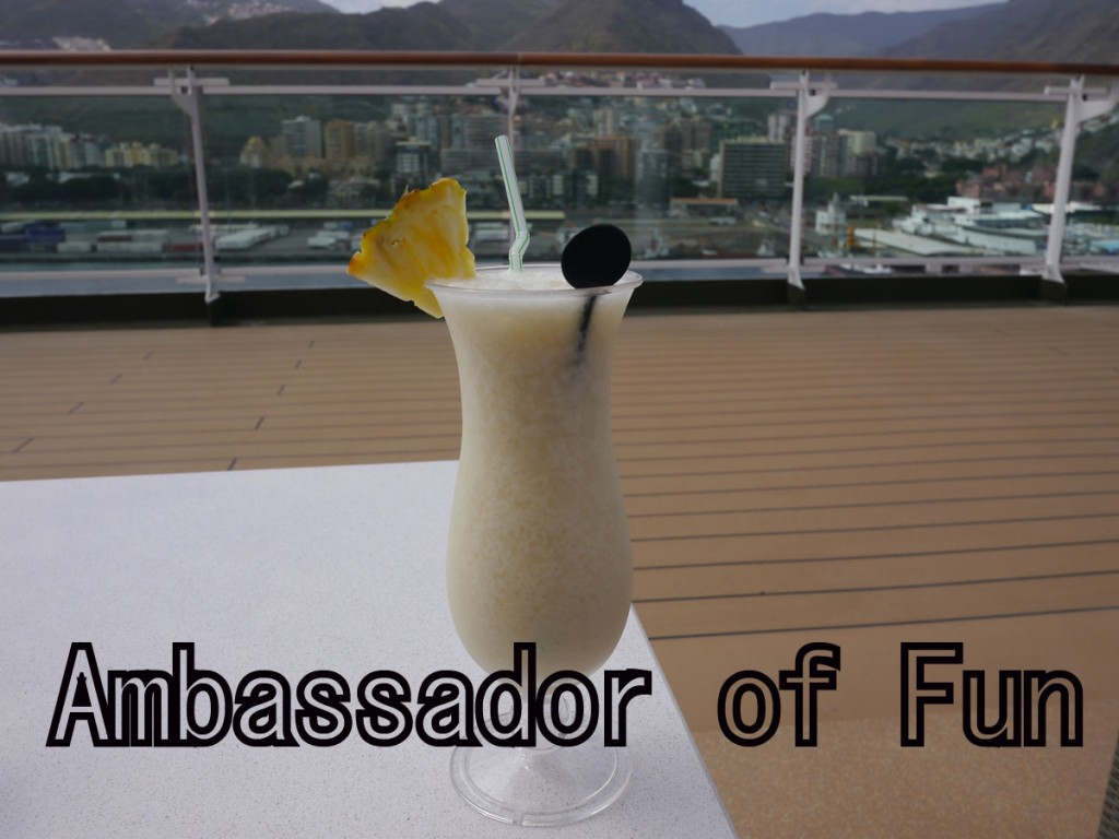 Ambassador of Fun hero shot