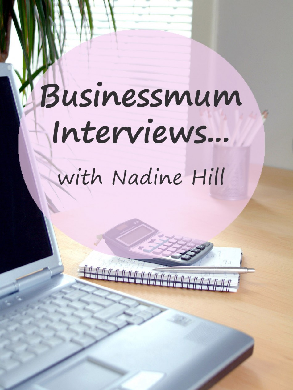Businessmum Interviews with Nadine Hill hero shot
