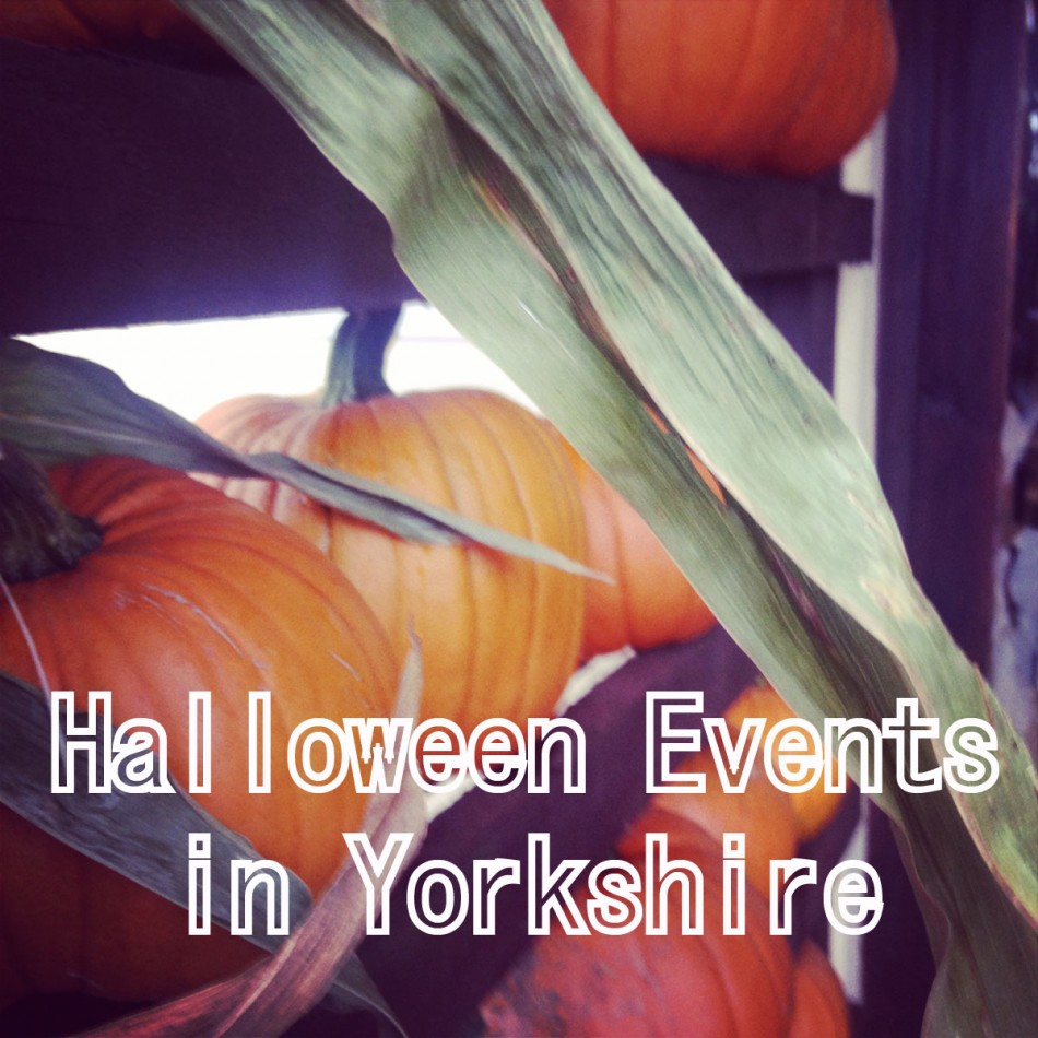 Halloween events in Yorkshire