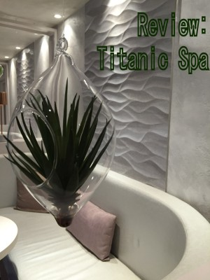 Review Titanic Spa calm hero shot