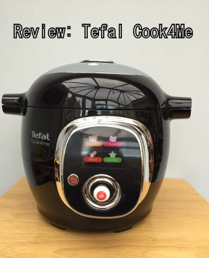 Tefal Cook4Me hero shot