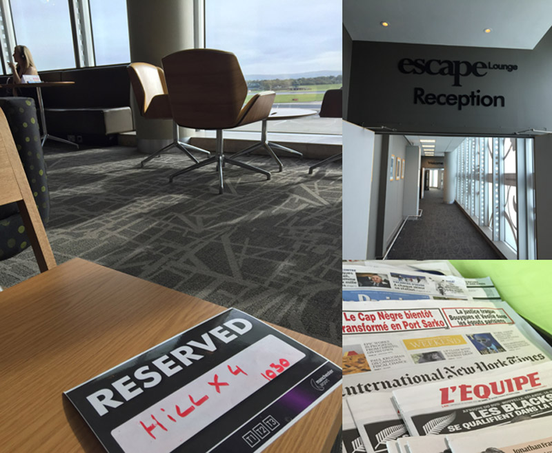 Escape Lounge Manchester Airport