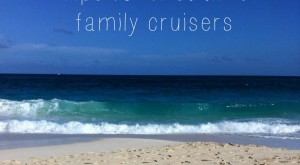 Tips for first time family cruisers square