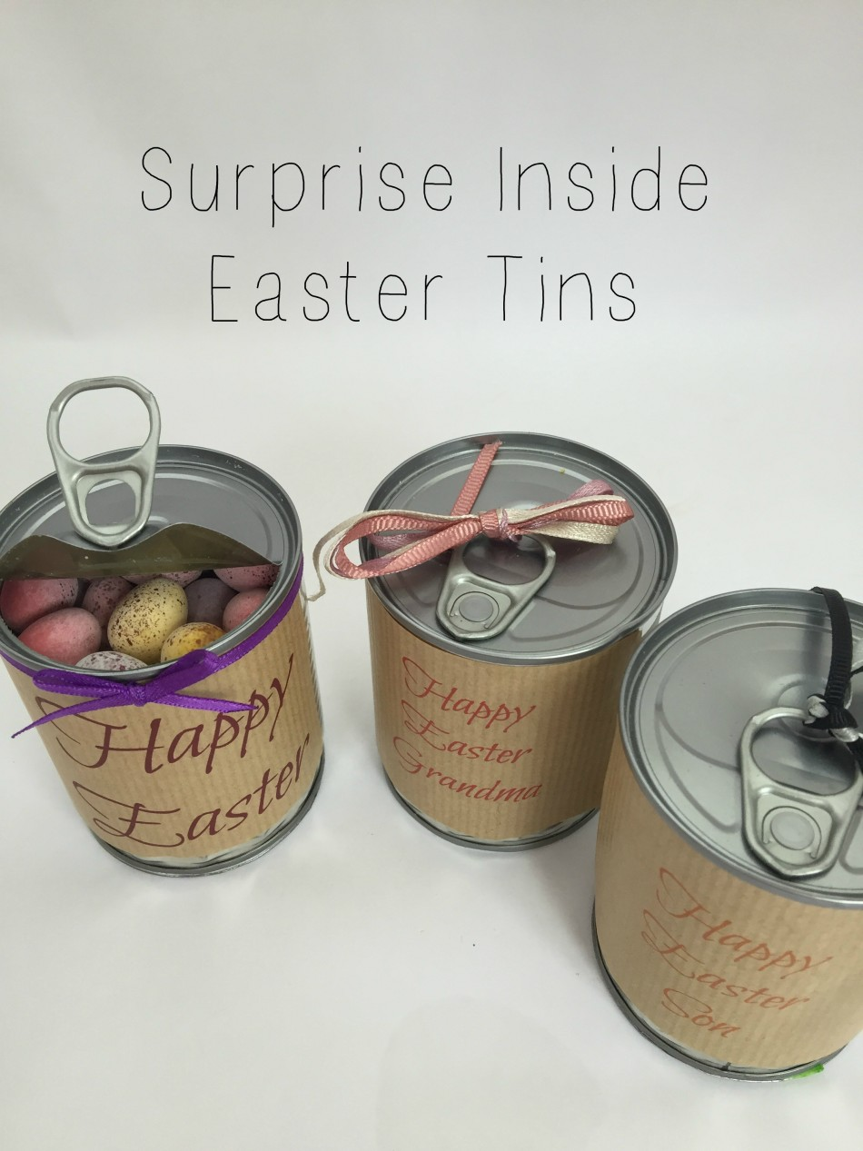 Surprise inside Easter tins hero shot