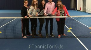 #TennisForKids hero shot
