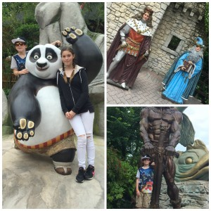 Gardaland Collage