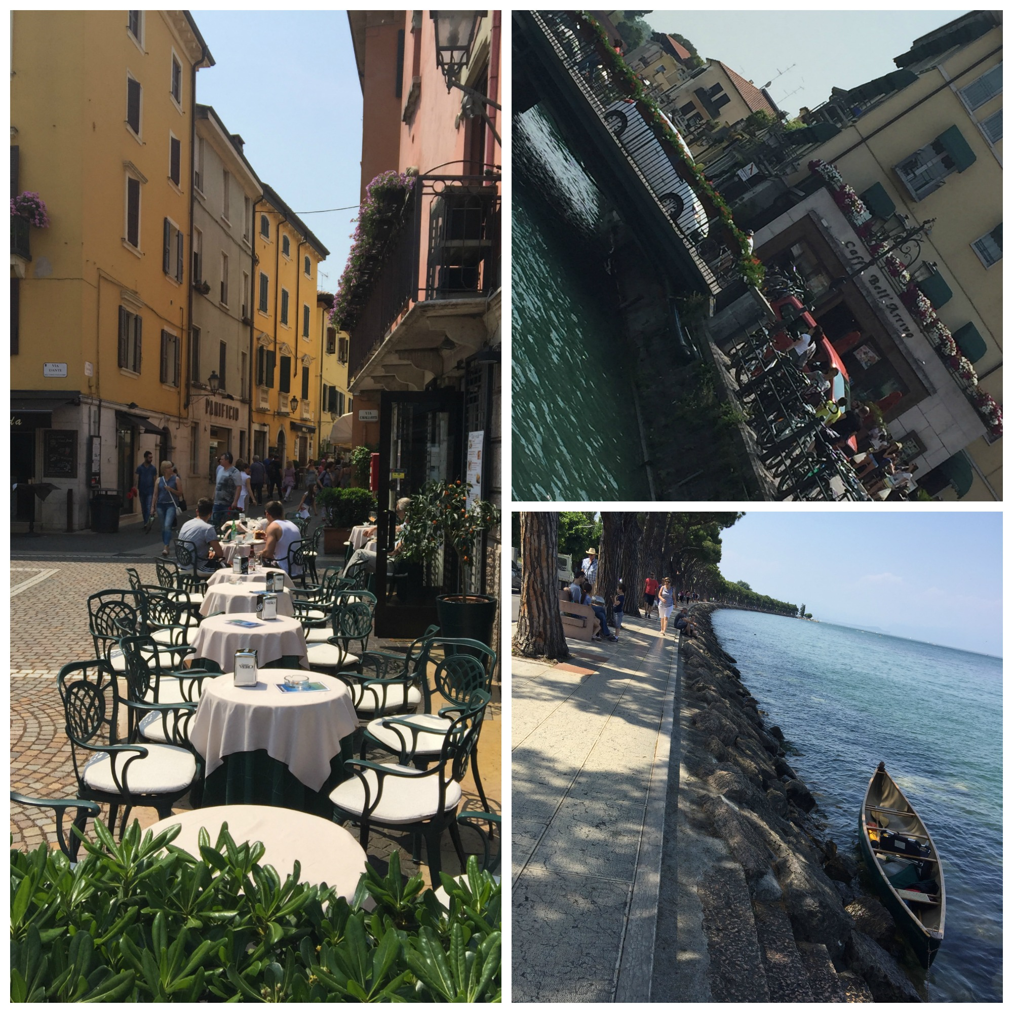 Peschiera Collage