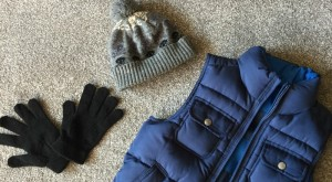 5 Essentials for the winter school run