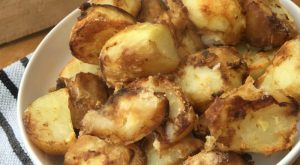 Slimming World OXO roast potatoes
