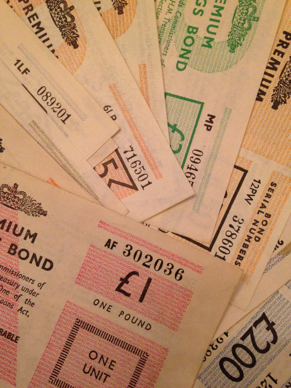 old Premium Bonds
