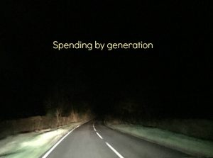 spending by generation hero shot