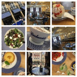 Carluccio's collage
