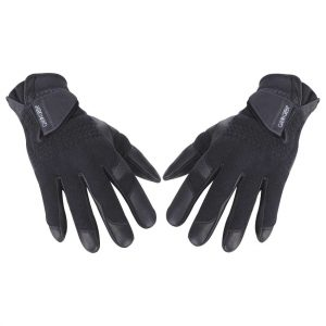 Galvin Green BECK Leather Fleece gloves in their AW17