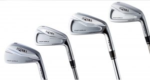 set of Honma Tour clubs