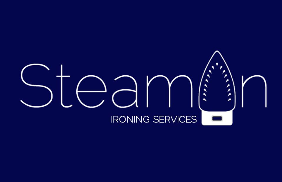 Steam On Ironing Services logo