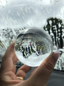 lens ball & carwash