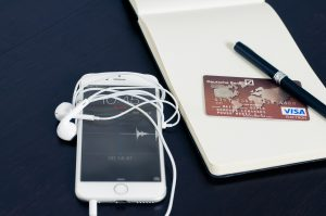 iphone online banking money