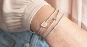 triple wrapped bracelet from notonthehighstreet.com